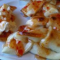 Photo taken at Gourmet Pizza Kitchen (GPK) by Jhosie T. on 2/16/2012