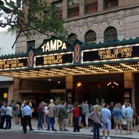 Photo taken at Tampa Theatre by Courtenay O. on 4/19/2012