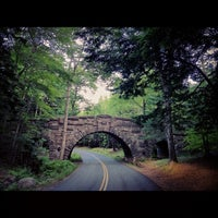 Photo taken at Acadia National Park by StrangeBrewCoffeehouse C. on 7/4/2012