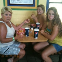 Photo taken at Jacksonville Zoo - Trout River Grill by Carolyn B. on 7/23/2012