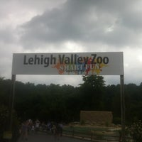 Photo taken at Lehigh Valley Zoo by Bruce C. on 7/22/2012