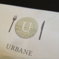 Photo taken at Urbane by Matthew D. on 9/1/2012