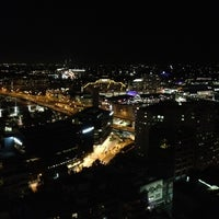 Photo taken at Meriton Serviced Apartments by Steve D. on 3/13/2012