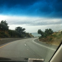 Photo taken at Pacific Coast Highway by Carol O. on 11/20/2011