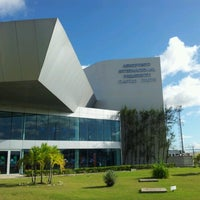 Photo taken at Aeroporto Internacional de João Pessoa / Castro Pinto (JPA) by Aishameriane on 7/29/2012