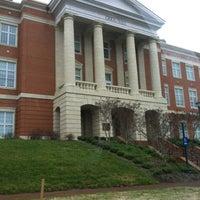 Photo taken at University of North Carolina at Charlotte by Pamela W. on 1/26/2012