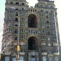 Photo taken at Divine Lorraine Hotel by CivilDefense on 11/18/2011