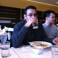 Photo taken at Spoon and Fork by Bernice C. on 12/23/2011