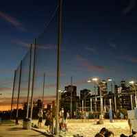 Photo taken at Brooklyn Bridge Park - Pier 6 by Jill G. on 8/7/2012