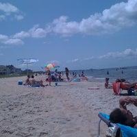 Photo taken at Oceanview Beach by Juan M. on 5/28/2012