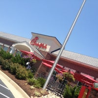 Photo taken at Chick-fil-A Edinburgh Commons by Alex R. on 6/30/2012