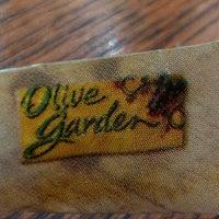 Photo taken at Olive Garden by Derek-Lee F. on 4/14/2012