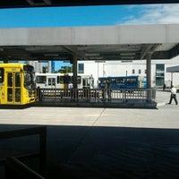 Photo taken at Terminal Integrado Aeroporto by Diogenes A. on 8/5/2012