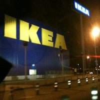 Photo taken at IKEA by Casa Rural María la Carbayeda on 1/25/2012