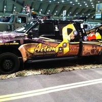 Photo taken at Action Rochester Automotive Service And Towing by Chris F. on 12/31/2011
