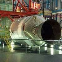 Photo taken at Apollo/Saturn V Center by Sonya B. on 1/13/2012