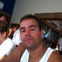 Photo taken at Chacrinha Restaurante & Pizza Bar by Christian V. on 2/13/2011