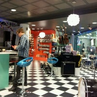 Photo taken at Sound-Shop by Mika R. on 12/15/2011
