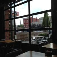 Photo taken at Breadbox Cafe by L. Gaye H. on 7/1/2012
