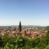 Photo taken at Kanonenplatz Freiburg by Sebastian W. on 5/26/2012