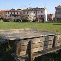 Photo taken at Parco dei Bimbi by Federico S. on 3/23/2012