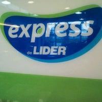 Photo taken at Express de Líder by Héctor I. on 8/19/2012