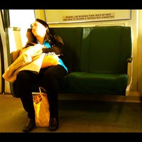 Photo taken at Hayward BART Station by Oscar V. on 11/8/2011