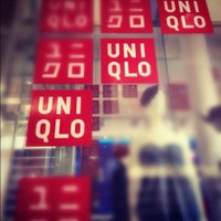 Photo taken at UNIQLO by Edgar d. on 7/23/2012