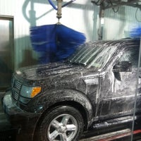 Photo taken at Hoffman Car Wash by TheWall on 3/22/2011