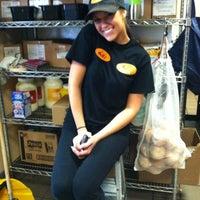 Photo taken at Quiznos by Garrett R. on 11/10/2011