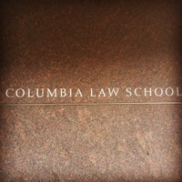 Photo taken at Columbia Law School - Jerome Greene Hall by kyle w. on 10/31/2011