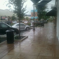 Photo taken at The Promenade Shops at Saucon Valley by Jeff Y. on 8/21/2011