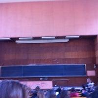 Photo taken at Faculté des Sciences économiques et de Gestion by Camille J. on 12/6/2011
