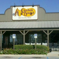 Photo taken at Cracker Barrel Old Country Store by Sam S. on 9/7/2011