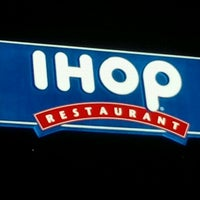 Photo taken at IHOP by Joe P. on 11/10/2011
