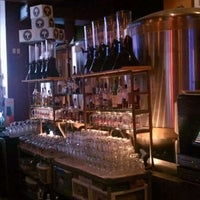 Photo taken at City Steam Brewery by Kwame A. on 10/11/2011