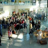 Photo taken at Bydgoszcz Ignacy Jan Paderewski Airport (BZG) by Visit Bydgoszcz on 2/19/2012