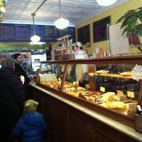 Photo taken at Naidre's Cafe & Bakery by Roadify App on 1/27/2011