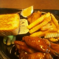 Photo taken at Zaxby's by Andrew D. on 9/26/2011