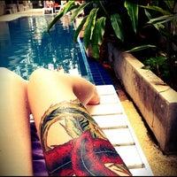 Photo taken at Balitaya Resort by Ekaterina M. on 4/21/2012