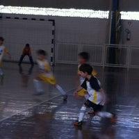 Photo taken at Colégio Emilie de Villeneuve by Luciano Tadeu d. on 8/18/2012