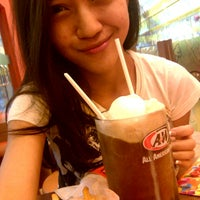 Photo taken at A&W by Lenny A. on 8/17/2012