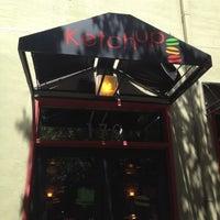Photo taken at Ketchup Burger Bar by Raimundo M. on 8/1/2012