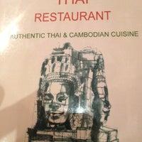 Photo taken at Mae-khong Thai by Wayne M. on 6/15/2012