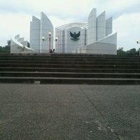 Photo taken at Monumen Perjuangan Rakyat Jawa Barat by William F. on 1/16/2012
