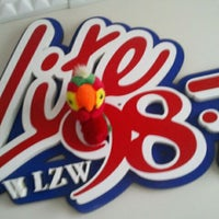 Photo taken at Lite 98.7 WLZW by Kaylin B. on 1/8/2012