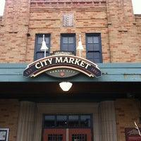 Photo taken at City Market by Vishal V. on 2/20/2012