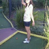 Photo taken at Sydney Olympic Park Golf Centre by Audrey L. on 4/6/2012