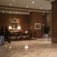 Photo taken at The Ritz-Carlton Seoul by Michiyo S. on 1/16/2011