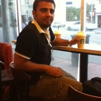 Photo taken at Starbucks by Kartal T. on 9/12/2011